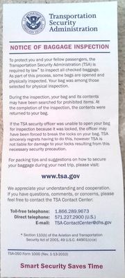 tsa-inspection