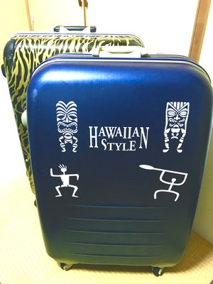 our-suitcases